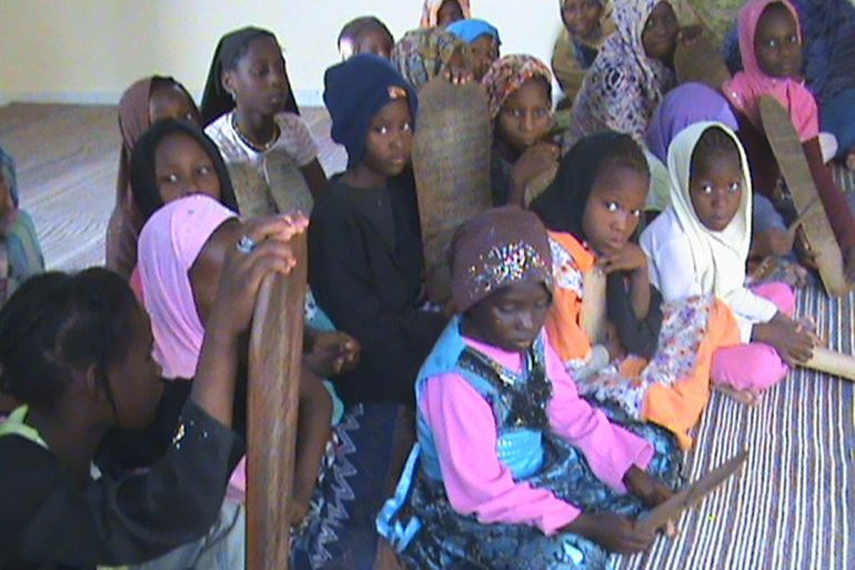 Directaid Dawa Projects Qura'an school - Mauritania 5