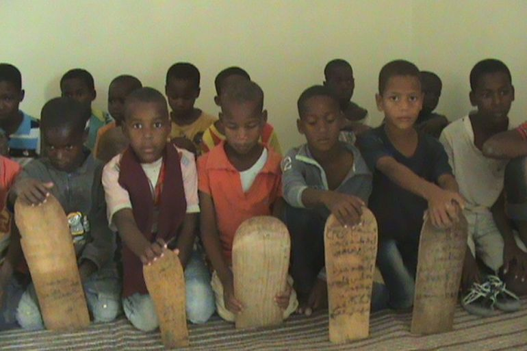 Directaid Dawa Projects Qura'an school - Mauritania 4