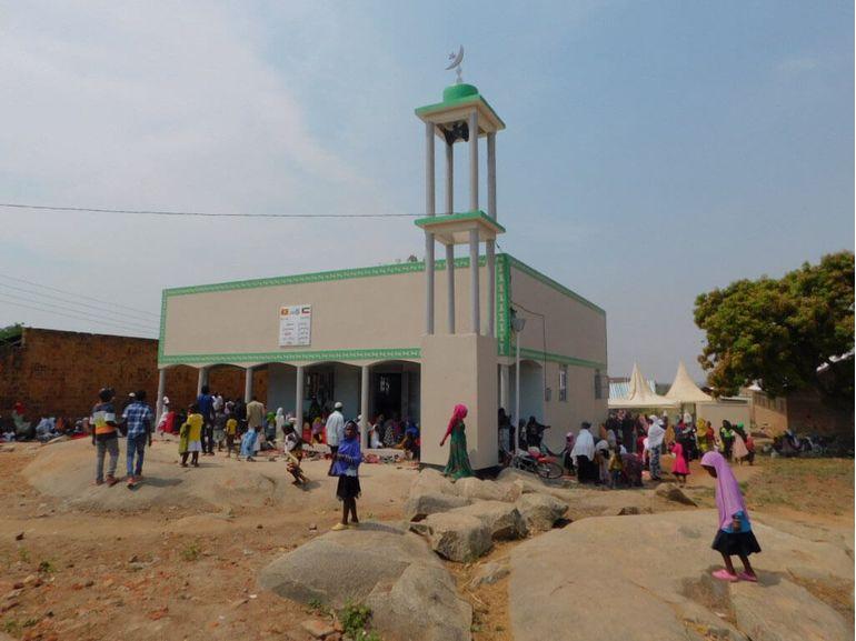 Directaid Masajid Al-Maearij Mosque 9