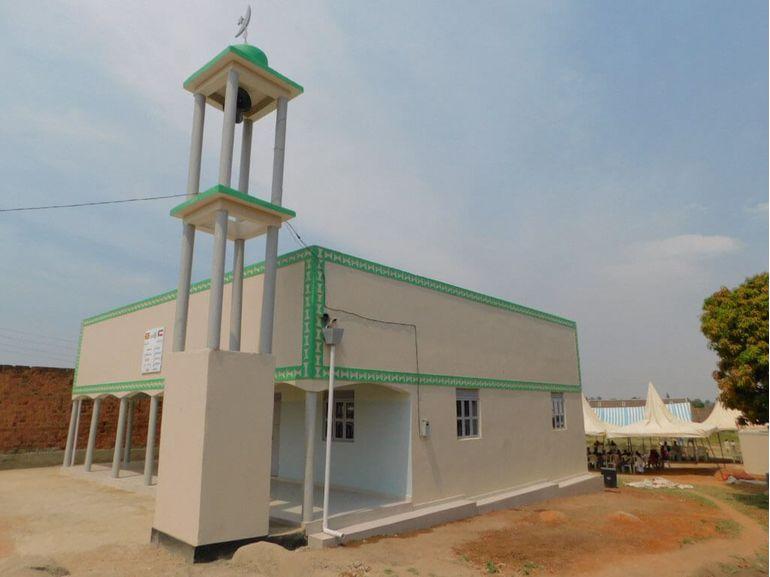 Directaid  Al-Maearij Mosque 1